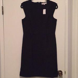 Ann Taylor LBD sheath dress